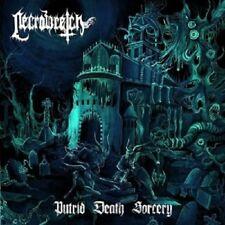NECROWRETCH - PUTRID DEATH SORCERY  CD HEAVY/DEATH METAL NEU