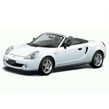 TOYOTA MR2 Spyder Spider Convertible Soft Top & Glass Window Black Cabrio