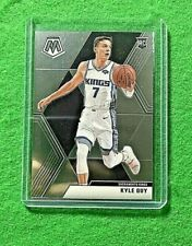 KYLE GUY SILVER CHROME ROOKIE CARD JERSEY#5 KINGS 2019-20 MOSAIC BASKETBALL RC