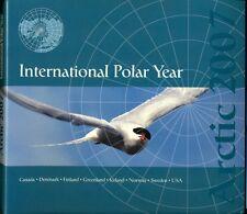 ARCTIC 2007 INTERNATIONAL POLAR YEAR stamps in folder
