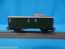 Marklin 46980 DB Goods Train accompanying coach green