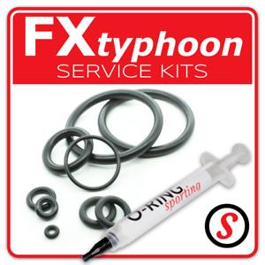 FX Typhoon Biathlon T12 Tornado O-Ring seal service kit + OPTIONAL GREASE