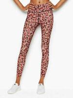 Victoria's Secret MultiColor Jeweled Sport Knockout 7/8 Leggings Size Medium NWT