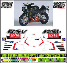 kit adesivi stickers compatibili rsv 1000 r 2000