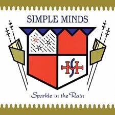 SIMPLE MINDS - SPARKLE IN THE RAIN (REMASTER)  CD NEUF