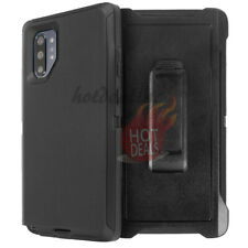 For Samsung Galaxy Note10/Note 10 Plus Defender Case With Clip(Fits Otterbox)