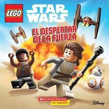 El despertar de la Fuerza: Episode VII LEGO Star Wars: 8x8 Spanish Edition