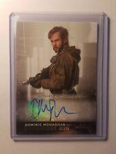 Star Wars Rise Skywalker Autograph A-Dm Dominic Monaghan / Beaumont Kin Auto