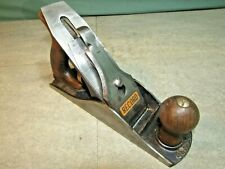 Record plane No 04. Woodworking tools.