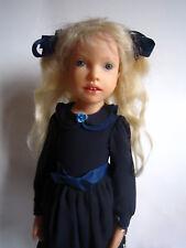 Heloise original artist doll *Valentine* 19''. Blonde hair. Divine. Exquisite.