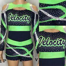 Cheerleading Uniform Allstar Velocity Adult S