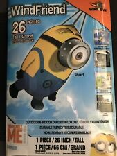 Windfriend Kite Tail Despicable Me Minion Dave With Metal Swivel Hook Ship Free