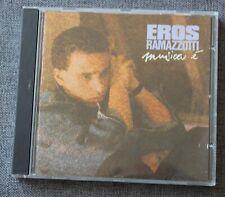 Eros Ramazzotti, musica e, CD