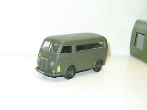 Solido, Pickup Peugeot D4 Military, Petit Bus Army French