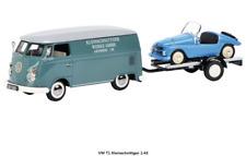 Schuco VW T1 Kleinschnittger 1 43 Herstellernr. 450374100