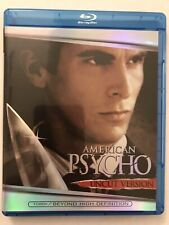 American Psycho blu-ray horror Lionsgate Reese Witherspoon Christian Bale Harron