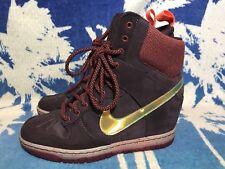 Nike WMNS Dunk Sky Hi SNKRBT 2.0 sz 7 USED Sneakerboot Womens