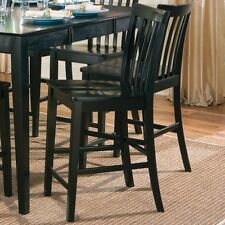 Transitional Decorative Black Metal Swivel Bar Stool Chair by Coaster 102575