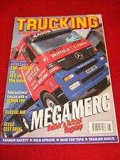 TRUCKING INTERNATIONAL - ALE ON THE MOVE - Aug 1998