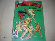 L' UOMO RAGNO numero 8 con Bollini originale   Star Comics 1987 ESAURITO!!!