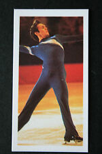 Winter Olympics  Ice Skating  John Curry   Great Britain  Photo Card   VGC
