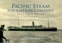 Pacific Steam Navigation Company. Fleet List & History by Collard, Ian (Paperbac