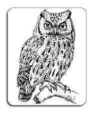 Owl Mouse Mat - Wildlife