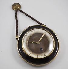 Zentra Wanduhr - Vintage Uhr - mechanisch - FHS Germany - Clock - alt - Kordel
