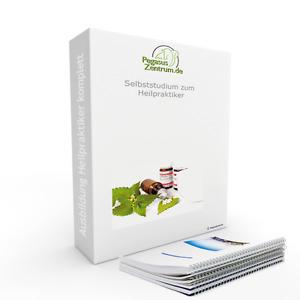 Komplett Ausbildung Heilpraktiker - Skript Edition