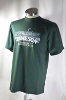 "Jameson Whiskey Distillery Dublin Tee T Shirt GREEN Ireland L Large 22x31"" NEW"