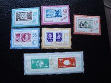 ROUMANIE - timbre yvert et tellier  aerien n° 178 a 183 n** (C5)stamp romania (Z