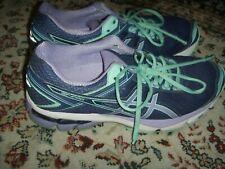 Asics Gel GT-1000 V4 Running Shoes Midnight Violet Beach Womens 8.5 T5A7N