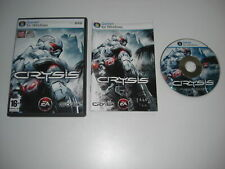 CRYSIS 1 Pc DVD Rom Original Release - FAST POST