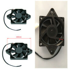 Electric Radiator Cooling Fan Oil Cooler For 200 250 cc ATV Dirt Bike Motorcycle