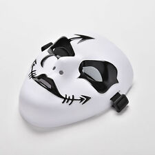 1PC Dancer Mask Trot Fancy Cool Creepy Halloween Ghost Costume Theater Masks