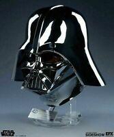 EFX Star Wars 40th Anniversary Darth Vader Chrome Helmet ARTIST PROOF RARE