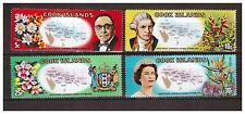 s22679) COOK ISL.  MNH** Nuovi** 1969 South Pacific conference 4v