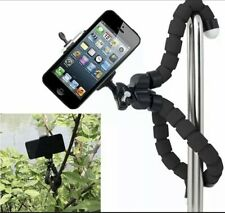 Portable Octopus Flexible Tripod Stand With Remote Control For Cell Phone Camera
