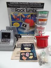 NSI Rolling Stones Electric Rock Tumbler Lortone Polish Charge 635 USA '78 Lot