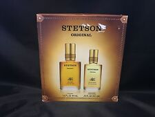 Stetson Original Men's Fragrances~ Collector's Edition Cologne/After Shave Set
