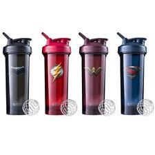 Blender Bottle DC COMICS Superhero Shaker Mixer Cup 32 oz - Pick Super Hero