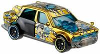2019 Hot Wheels id TIME ATTAXI ☆Gold; METRO☆Uniquely Identifiable☆Series 1