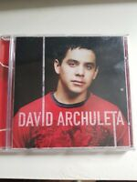 DAVID ARCHULETA - Self-Titled (CD 2008) USA First Edition EXC-NM