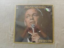 "Frank Sinatra New Gold Disc LP 12"" Album Sony #ASP1003  new sealed"