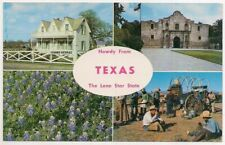 """howdy  from texas , """"the lone star state"""""""