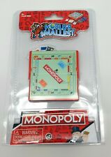 World's Smallest Monopoly Board Game 5038