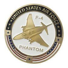 USAF F-4 Phantom GP Challenge Coin 1314#