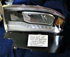 2019 - 2020 Dodge Ram 1500 Left Driver Side OEM LED Chrome Headlight