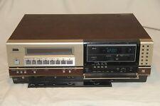 Sears Betavision Betamax 562.53440250 Video Cassette Recorder Beta VCR Woodgrain
