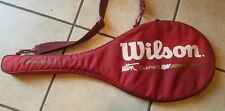 Wilson Ultra Graphite Pws Tennis Racquet Racket with Carry Case
